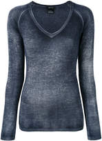 Avant Toi V neck top