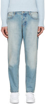 Ami Alexandre Mattiussi Blue Carrot-fit Jeans