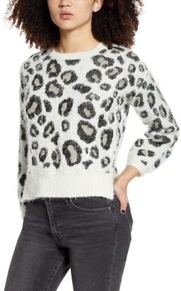 Love by Design Animal Pattern Sweater