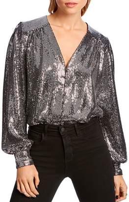 LINI Piper Sequined Bodysuit - 100% Exclusive
