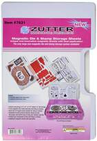 S.t.a.m.p.s. Zutter Zutter Magnet Sheets Plus 3 Dividers, 3-Pack