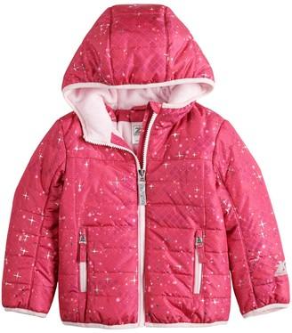 ZeroXposur Toddler Girl Hooded Puffer Jacket
