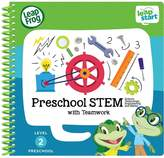 Leapfrog LeapStart Preschool Activity Book: Preschool STEM (Science, Technology, Engineering, And Maths) And Teamwork Activity Book