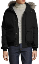 Pyrenex Mistral Jacket with Fur