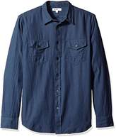 William Rast Men's Branson Button Down Shirt