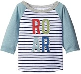 Mud Pie Roar Raglan T-Shirt Boy's T Shirt