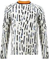 Wales Bonner cheetah print top