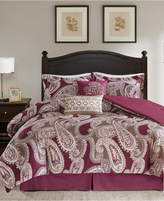 Harbor House Padma Paisley 6-Pc. Full Comforter Set Bedding