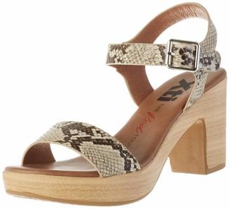 Leatherman Women's 49889 Platform Sandals