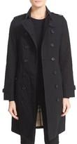 Burberry Women's Sandringham Long Slim Trench Coat