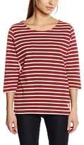 Armor Lux Women's Mariniere Heritage T-Shirt,12 (M)