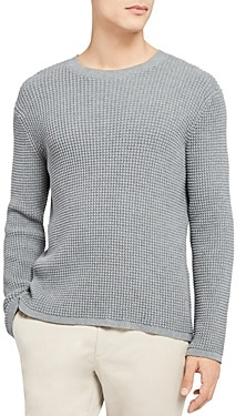 Theory Phanos Textured Sweater