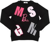 MSGM Barbie Cotton Sweatshirt