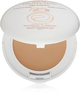 Eau Thermale Avene High Protection Tinted Compact SPF 50 Sunscreen, Beige, 0.35 oz.