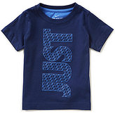 Nike Little Boys 2T-7 Warpspeed Just Do It Short-Sleeve Tee