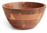 Nordstrom Medium Wood Salad Bowl
