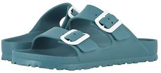 Birkenstock Arizona Essentials (Turquoise EVA) Women's Shoes