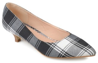 Journee Collection Bohme Pump