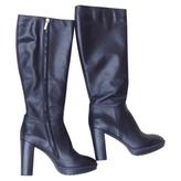 Max Mara Heel Boots