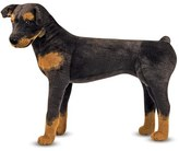 Melissa & Doug Toddler Oversized Rottweiler