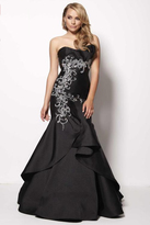 Mac Duggal Evening Gowns - 48360 Dress in Black