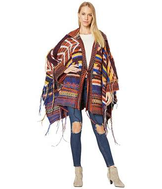 Free People Follow the Arrow Poncho