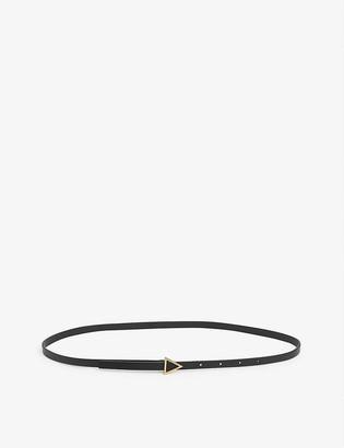 Bottega Veneta Adjustable leather belt