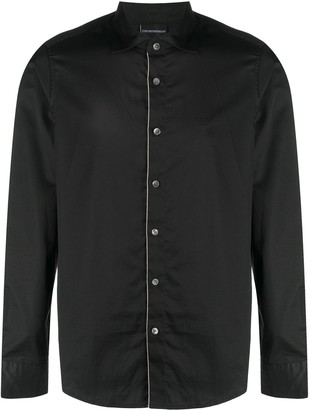 Emporio Armani Classic Button-Up Shirt
