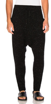 Baja East Cashmere Fisherman Rib Pants