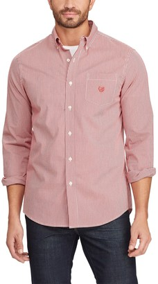 Chaps Men's Classic-Fit Stretch Easy-Care Button-Down Shirt