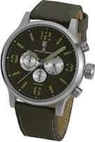 Jacques Lemans Gents Watch Chronograph XL Nylon 1–1794H Porto