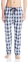Bottoms Out Men's Plaid Woven Sleep Pant