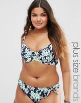 Marie Meili Belize Plus Size Bikini Top