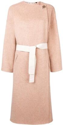 Isabel Marant Felton belted coat