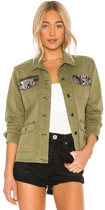 Pam & Gela Army Jacket