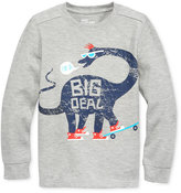 Epic Threads Little Boys' Graphic-Print Thermal Shirt, Only at Macy's