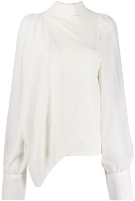 Vera Wang Loose Fit Blouse