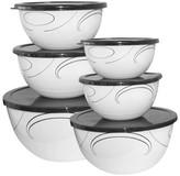 Corelle Coordinates 12 Piece Bowl Set