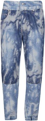Ambush Acid Wash Loose Fit Jeans
