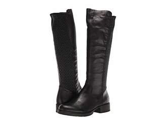 Rieker Z9591 (Schwarz Greece/Mud Yorkshire) Women's Dress Boots