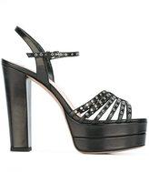 Valentino Garavani 'Love Latch' sandals