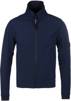 Cp Company Midnight Blue Bomber Jacket