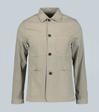 Officine Generale Cotton Chore jacket