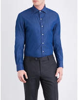 Ralph Lauren Purple Label Regular-fit Chambray Shirt