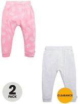 Converse Baby Girl 2 Pk Jog Pants