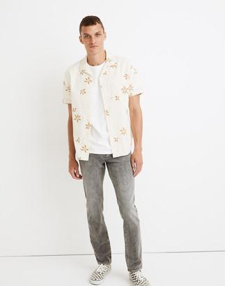 Madewell Linen-Cotton Easy Camp Shirt in Hawaiian Floral