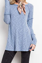 Easel Soft Pullover Tunic
