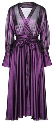 SPACE SIMONA CORSELLINI 3/4 length dress