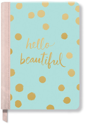 Fringe Studio Hello Beautiful Hardcover Journal