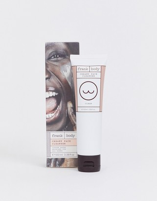 Frank Creamy Face cleanser-No Color